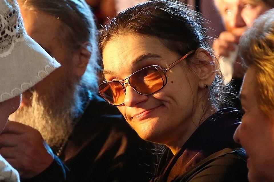 Дочь актера Алексея Баталова Мария.
