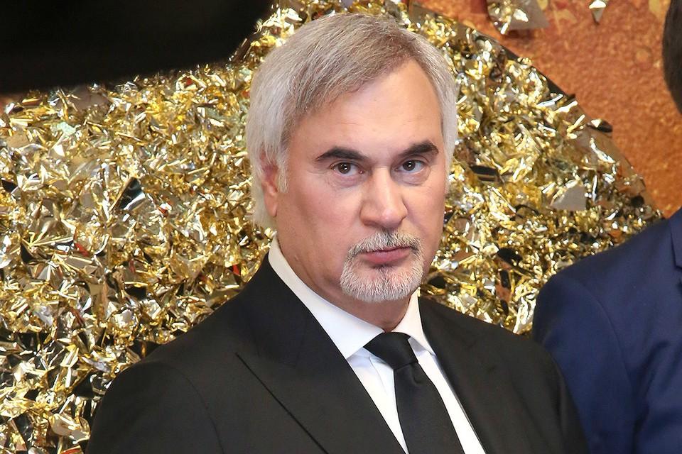 Певец Валерий Меладзе.