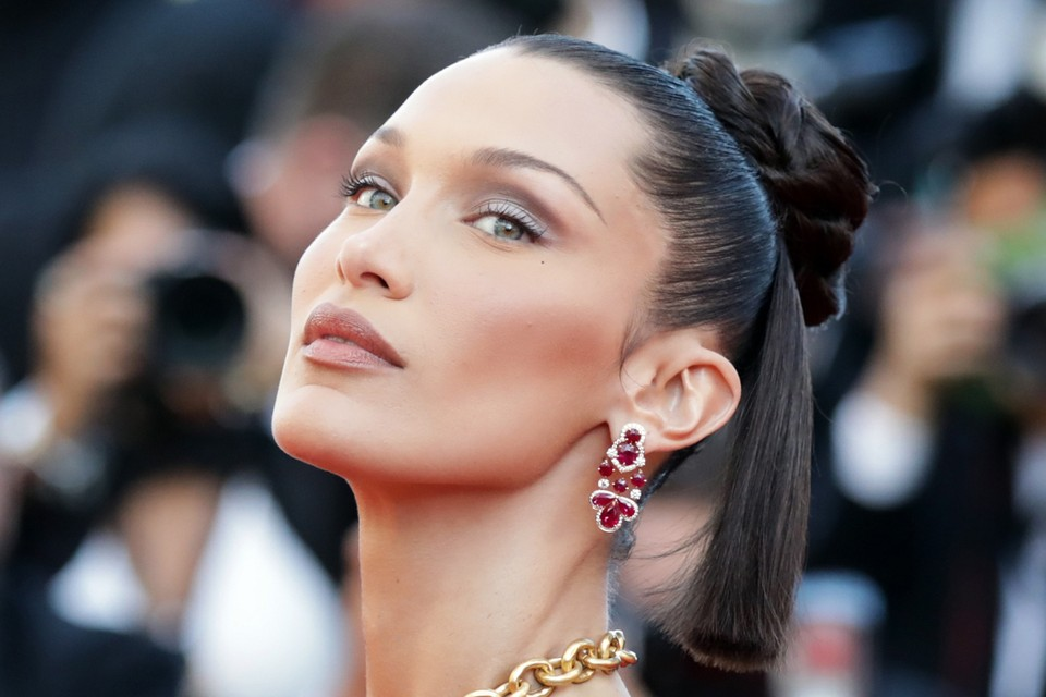 Белла появилась на премьере фильма итальянского режиссера Нанни Моретти «Три этажа».