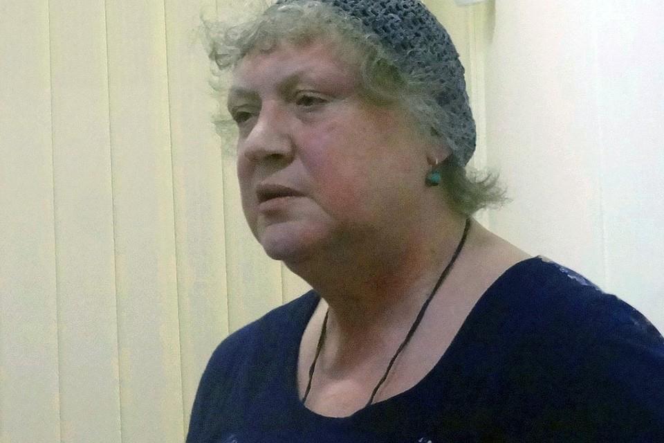 Людмила Вязмитинова