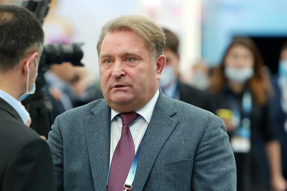 Экс-депутат Госдумы Михаил Ненашев
