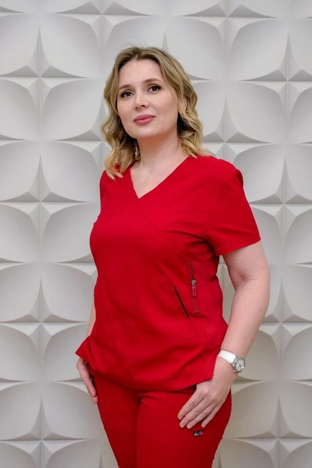 Пластический хирург Амина Гаджигороева