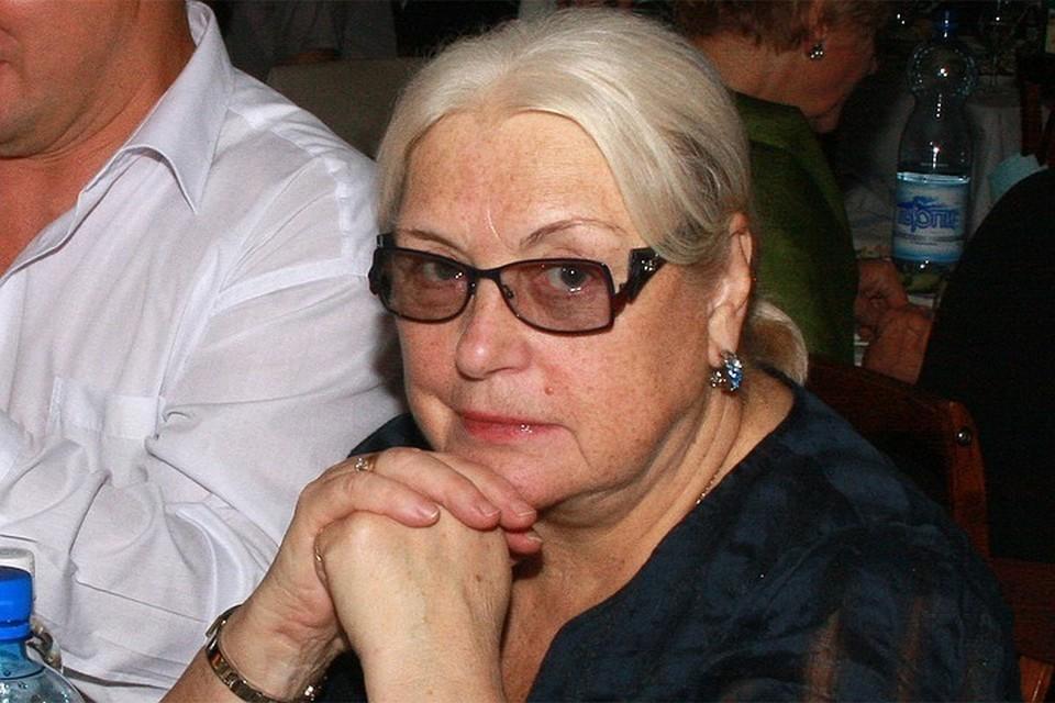 Лидия Федосеева-Шукшина.
