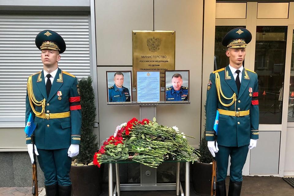 Москва прощается с генералом Зиничевым.