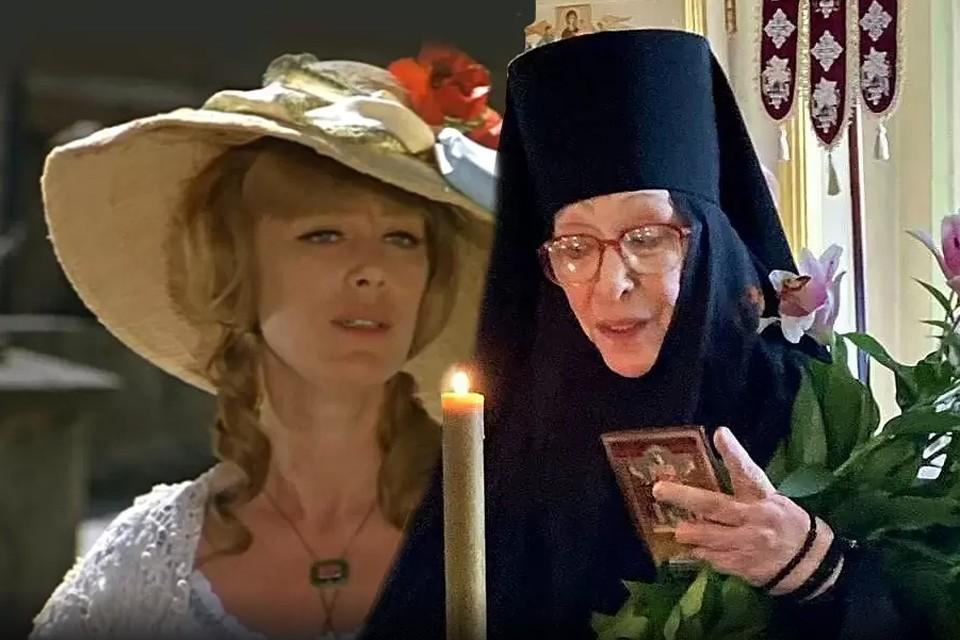 Народная артистка РСФСР ушла в монастырь и стала инокиней Василисой