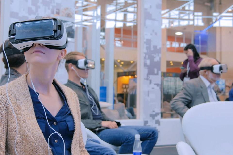 Сейчас делают фильмы специально для VR очков