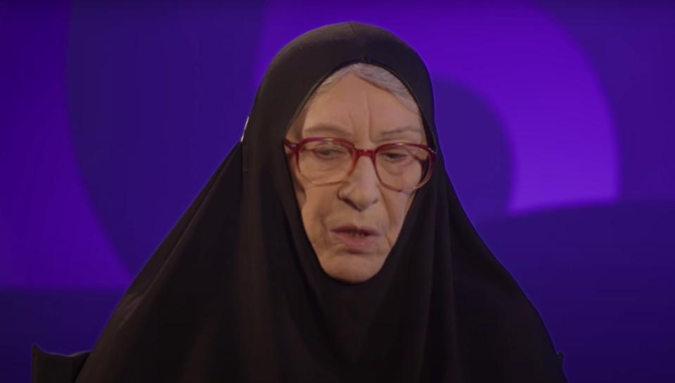 Васильева после пострига живет в монастыре Зосимова пустынь недалеко от Наро-Фоминска