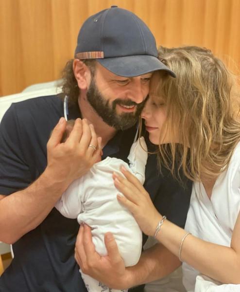 Сын Лизы и Ильи появился на свет в середине августа