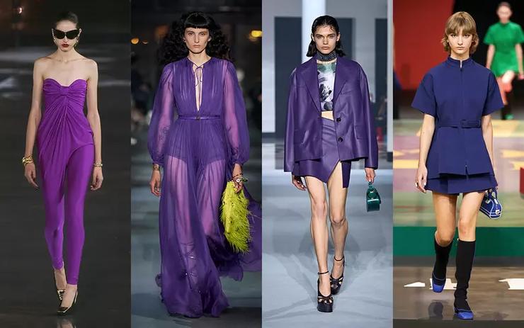 Saint Laurent | Valentino | Lanvin | Christian Dior